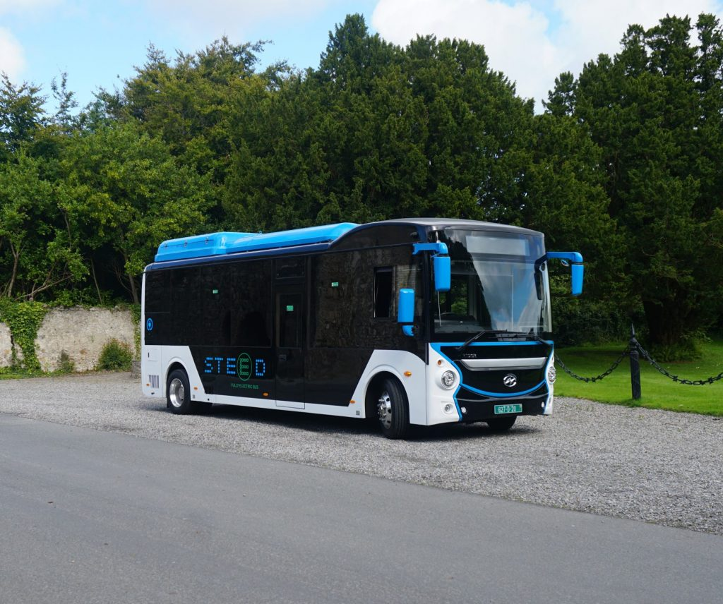Higer Steed - electric bus