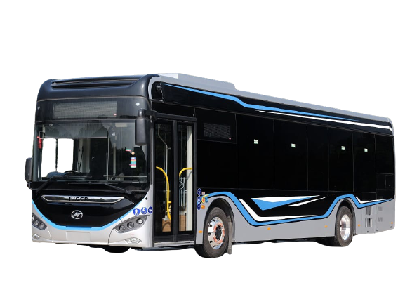 Higer Azure - 100% electric bus