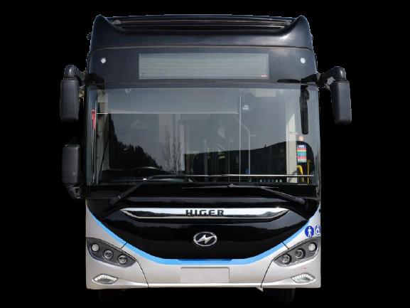 Hige Azure - 12 meter electric bus Ireland